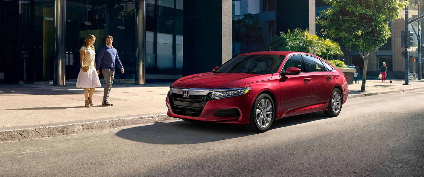 2018 Honda Accord Leasing near College Park, MD
