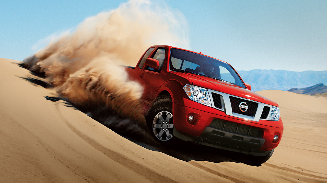 2018 Nissan Frontier Leasing Near St. Charles, IL