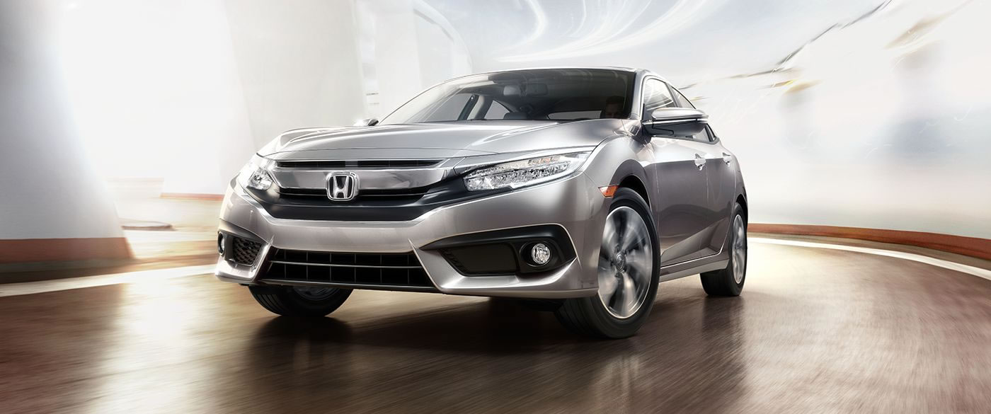 2018 Honda Civic Leasing near College Park, MD