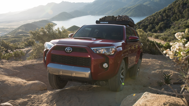 2018 Toyota 4Runner Leasing Near Tracy CA