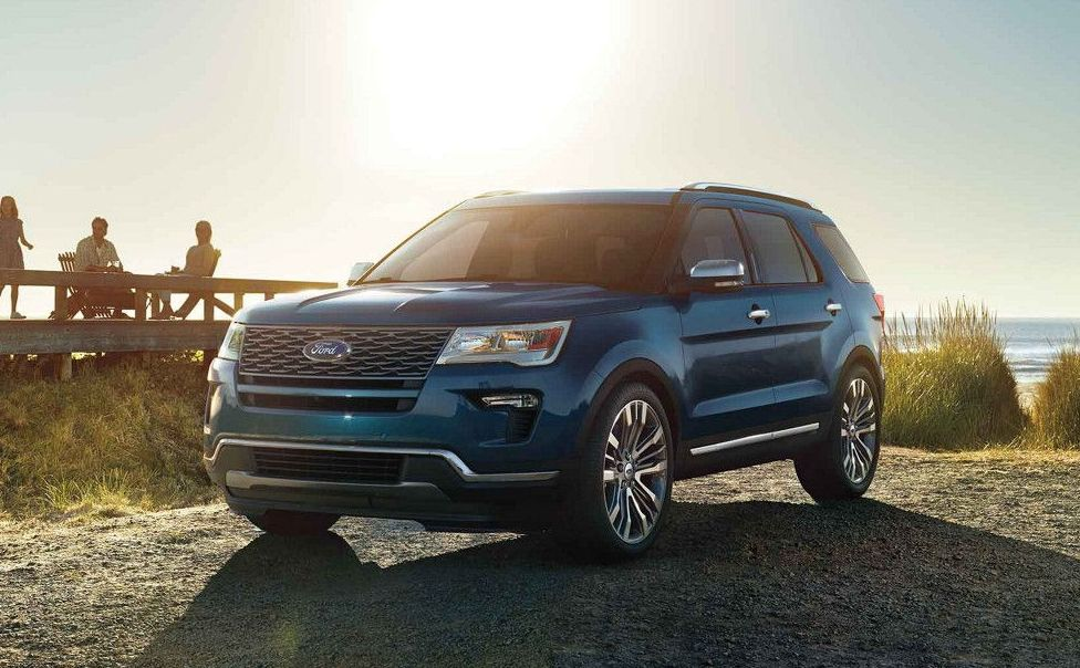 2018 Ford Explorer Financing in Garland, TX