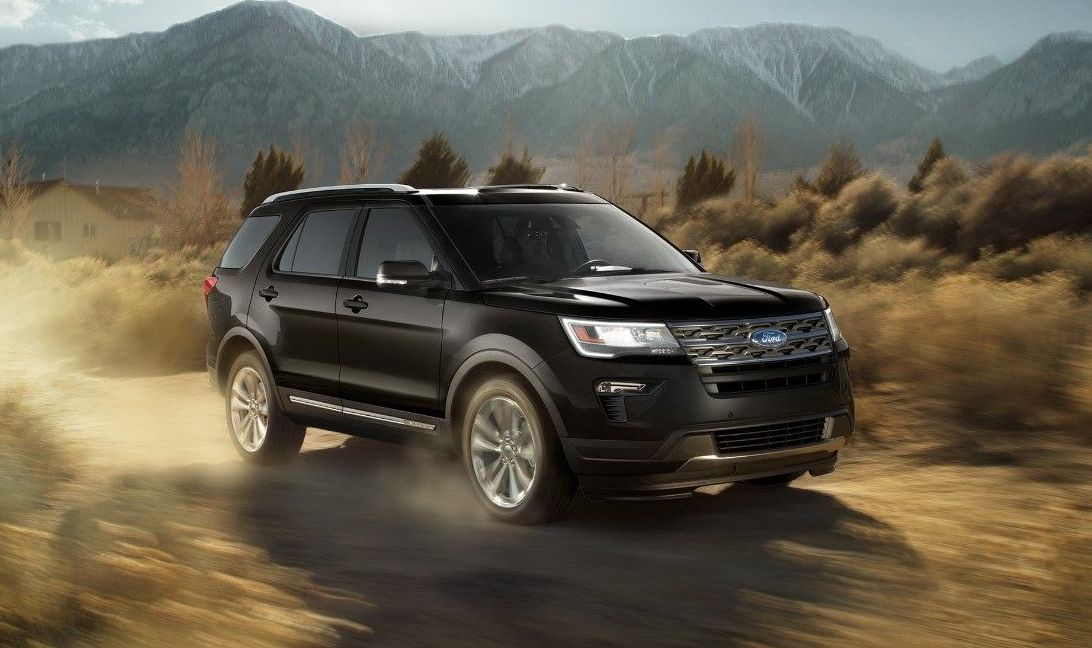 2018 Ford Explorer for Sale near Fort Worth, TX