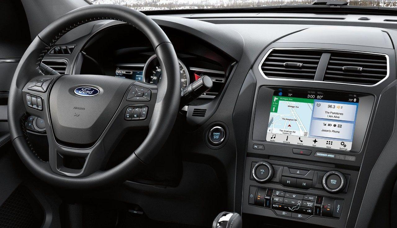 2018 Ford Explorer Financing Near Fort Worth Tx Prestige 02 Toyota Camry Fuel Filter Location Interior