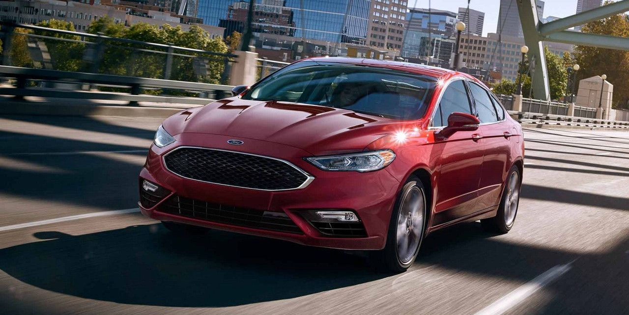 2018 Ford Fusion Financing near Fort Worth, TX
