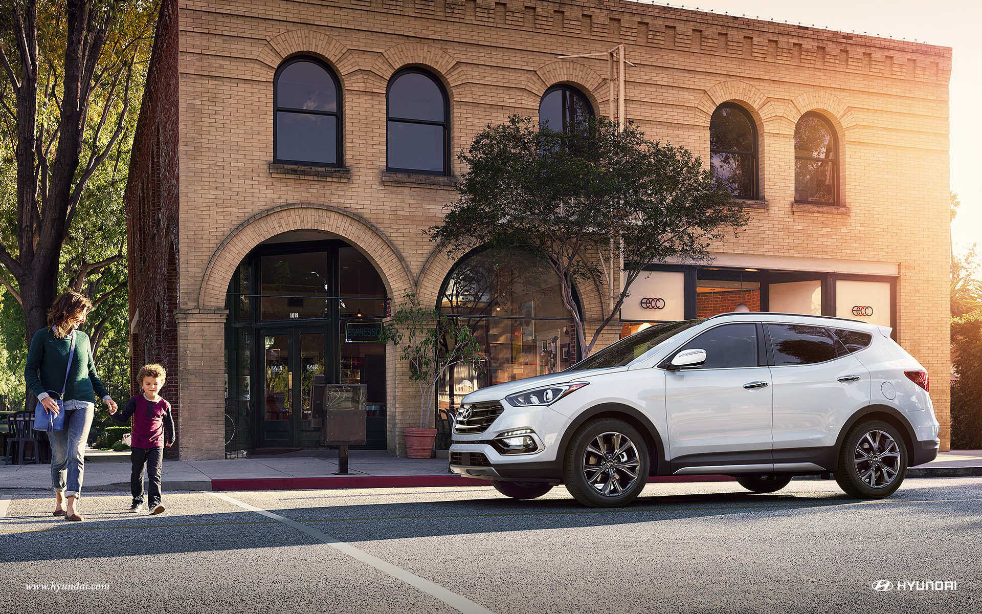 2018 Hyundai Santa Fe Sport Leasing near Laurel, MD
