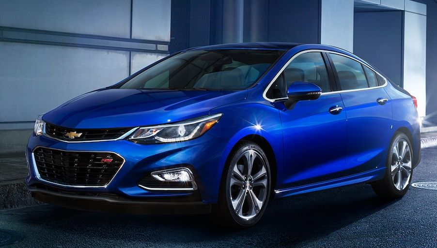 Good 2018 Chevrolet Cruze For Sale In Youngstown, OH