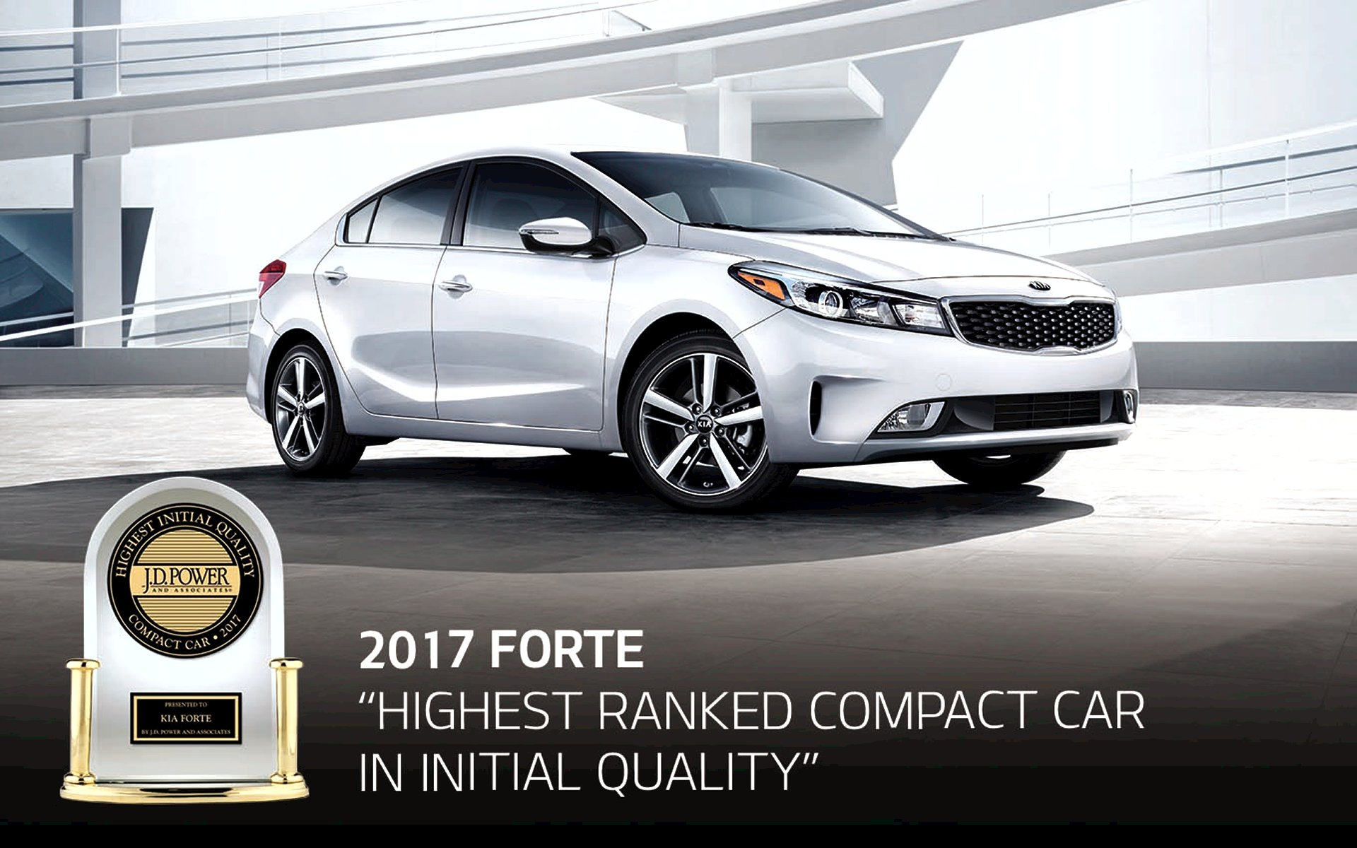 ... And This Yearu0027s Study Reveals The New Vehicle Quality Is The Highest It  Has Ever Been, Which Makes KIAu0027s Second Straight Ranking Much Sweeter!