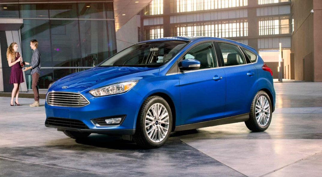2018 Ford Focus Financing near Dallas, TX