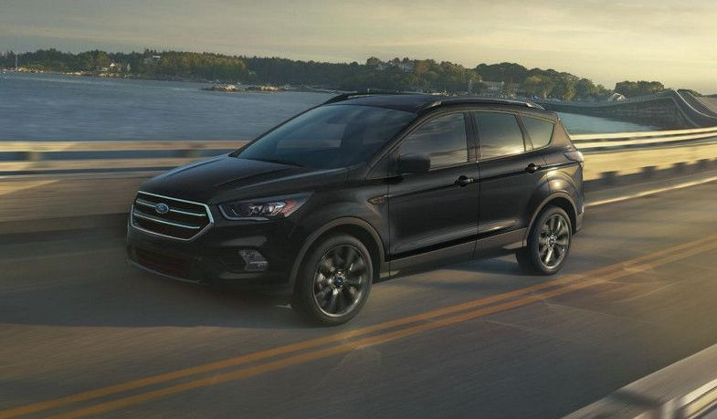 2018 Ford Escape Leasing near Dallas, TX