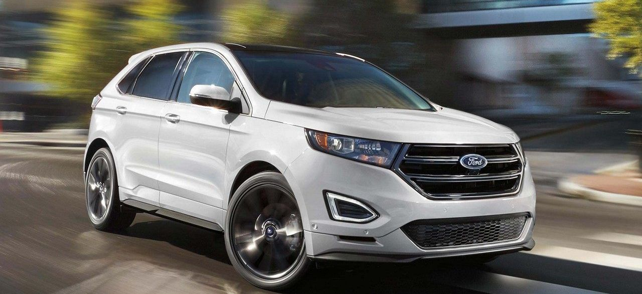 2018 Ford Edge Financing near Dallas, TX