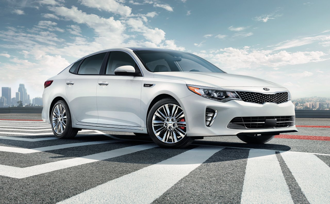 2018 Kia Optima Financing near Missouri City, TX