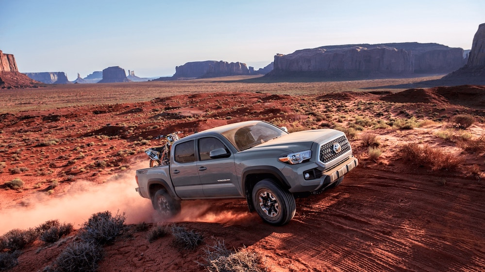2018 Toyota Tacoma for sale near Morristown