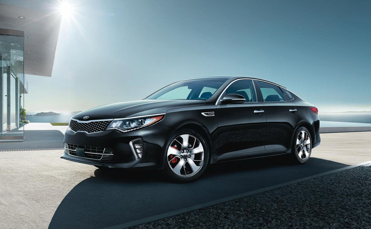 2018 Kia Optima Leasing near Missouri City, TX