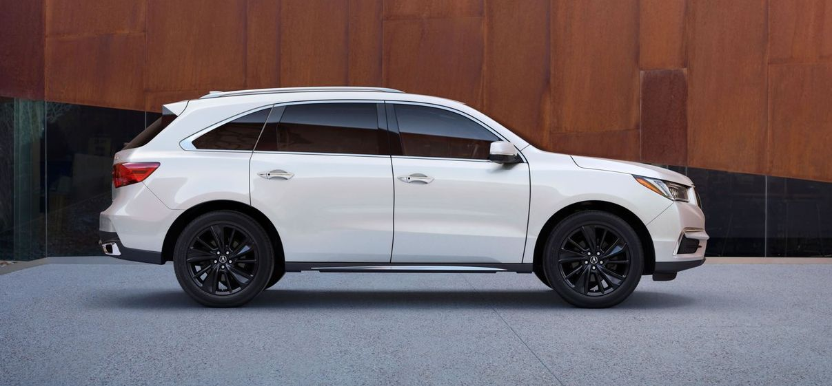 2018 Acura MDX Vs 2018 Land Rover Range Rover Near Schaumburg, IL