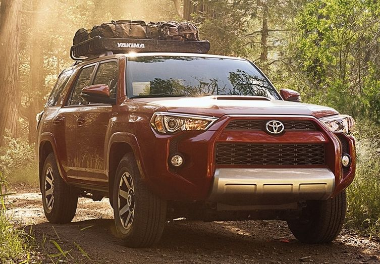 2018 Toyota 4Runner for Sale near Waukee, IA - Toyota of Des