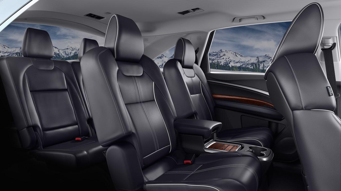 2018 Acura Mdx Vs 2018 Honda Pilot Near Westmont Il