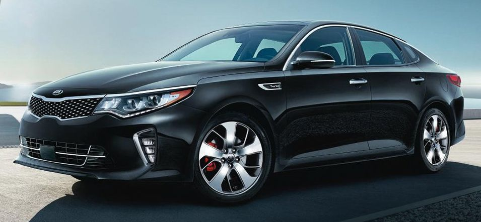2018 Kia Optima for Sale near La Porte, TX