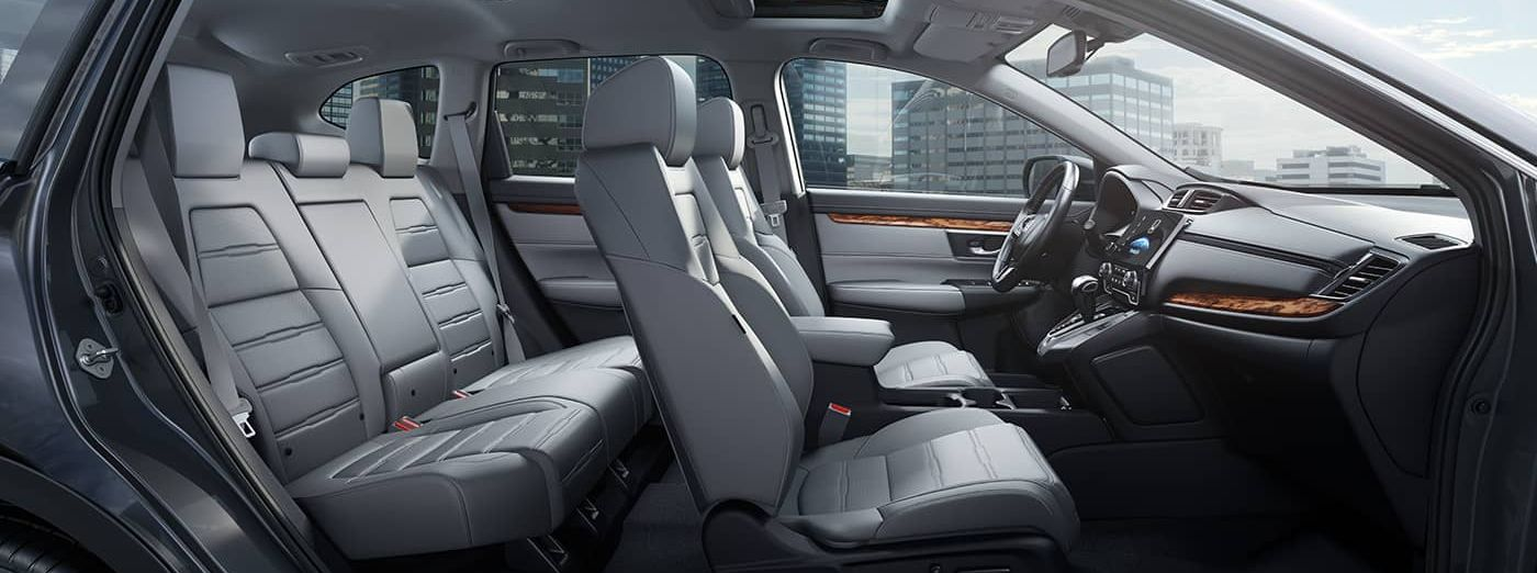 Accommodating Interior of the 2018 Honda CR-V