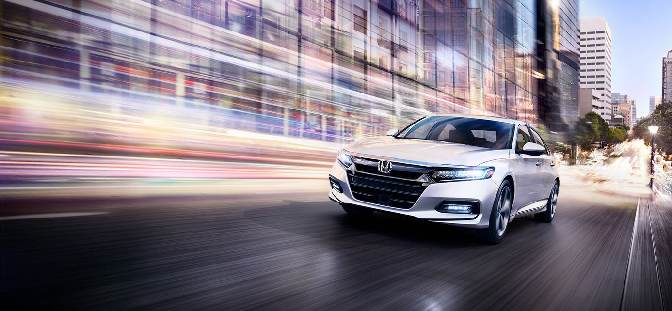 2018 Honda Accord Financing near Savannah, GA