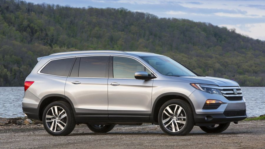 Honda Columbia Sc >> 2018 Honda Pilot for Sale near Columbia, SC - Gerald Jones Honda