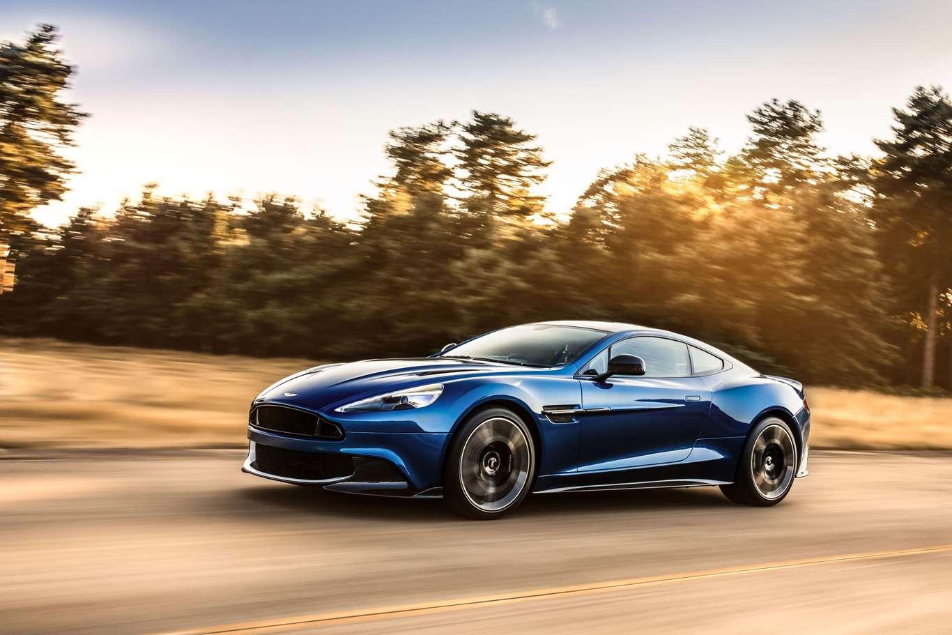 2018 Aston Martin Vanquish S For Sale Near Dallas Tx Aston Martin