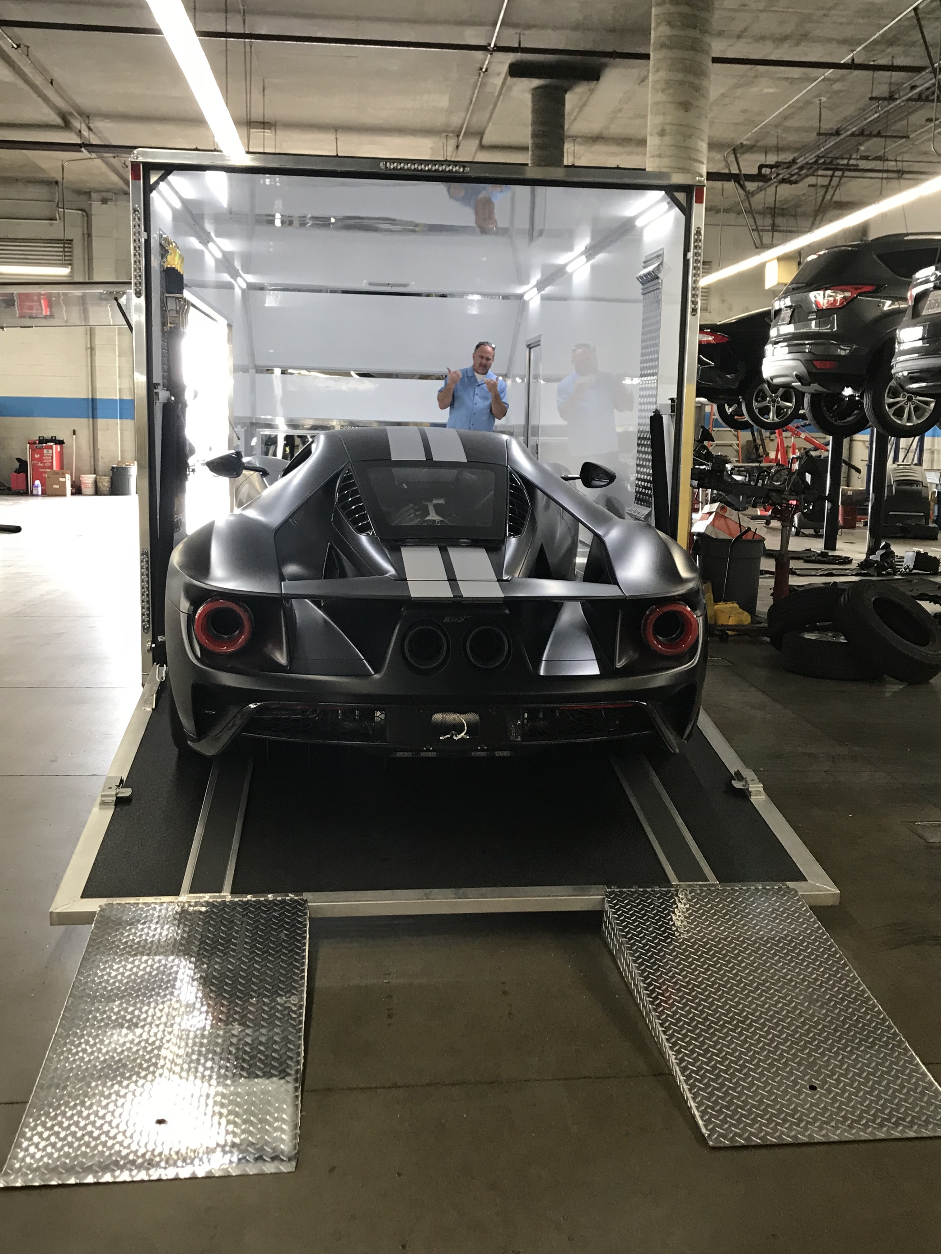 Ford Gt Service And Concierge Orange County Ford Gt Dealer