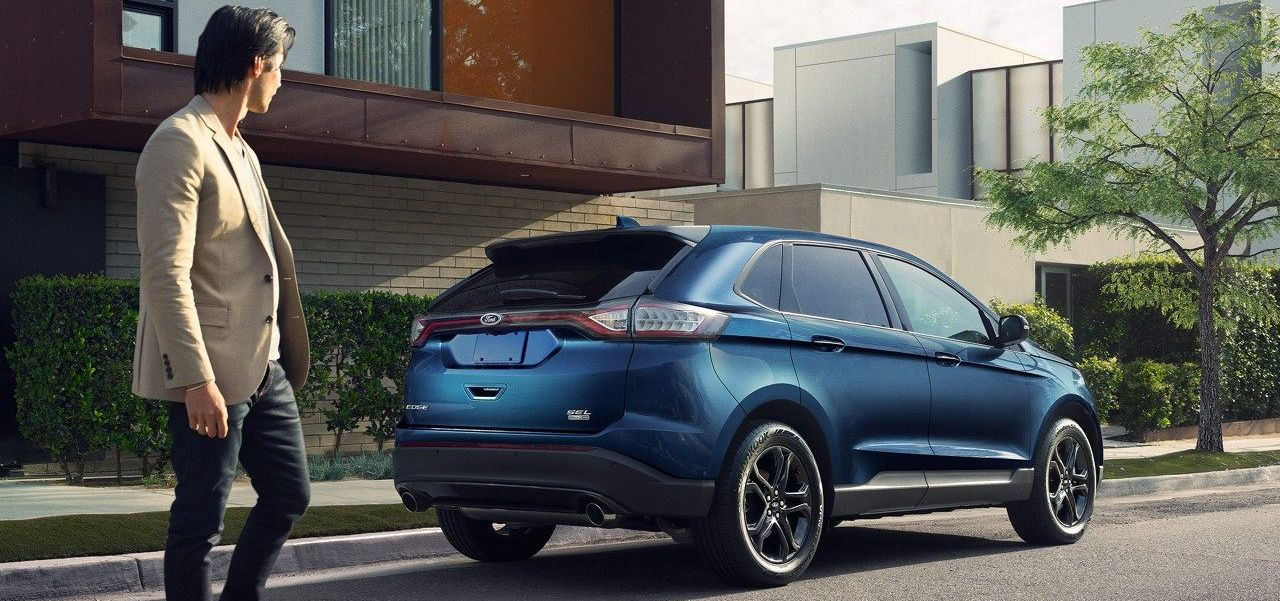 Ford Edge Leasing Near Roseville Ca