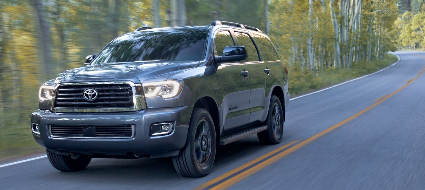 2018 Toyota Sequoia Leasing in Rockford, IL