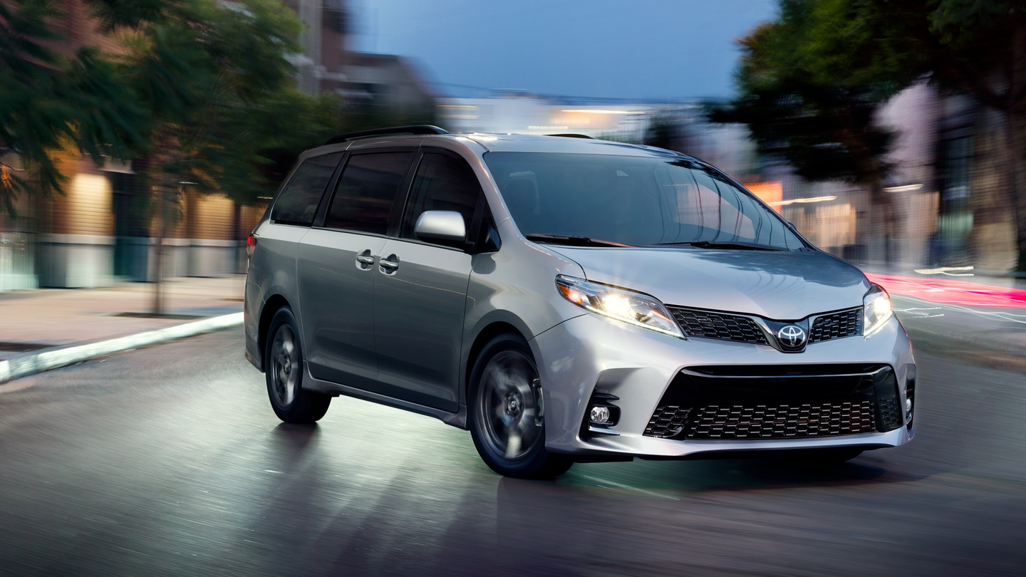 2018 Toyota Sienna for Sale near Dekalb, IL