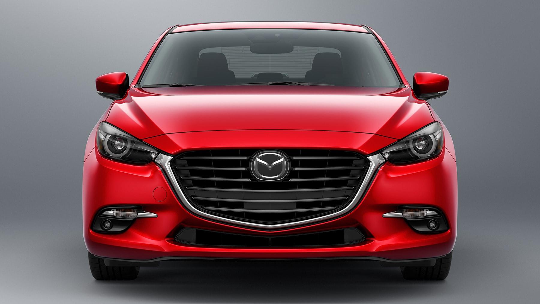 Mazda 3 Owners Manual: Overhead Lights