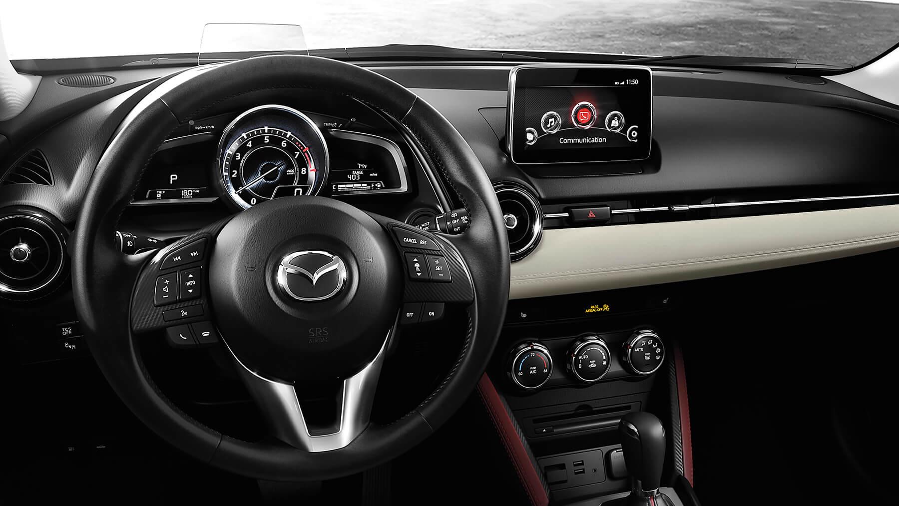 2018 Mazda CX-3 Leasing near Augusta, GA - Gerald Jones Mazda