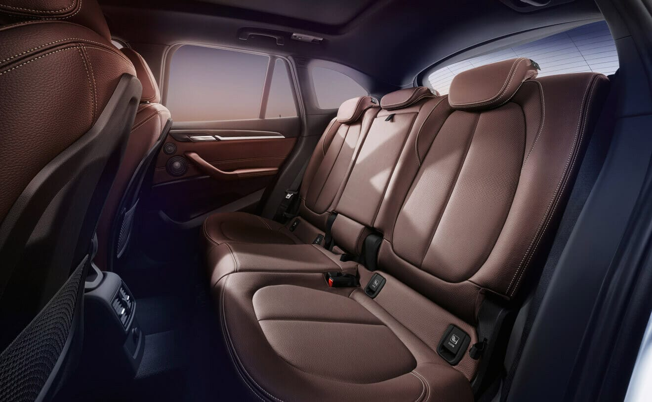 The Interior of the X1 Outmatches the Q3 in Passenger as well as Cargo Space