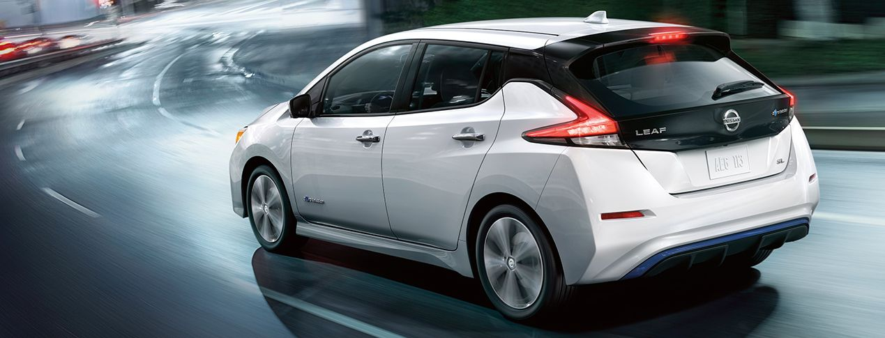 2018 Nissan LEAF for Sale in Milford, MA - Milford Nissan