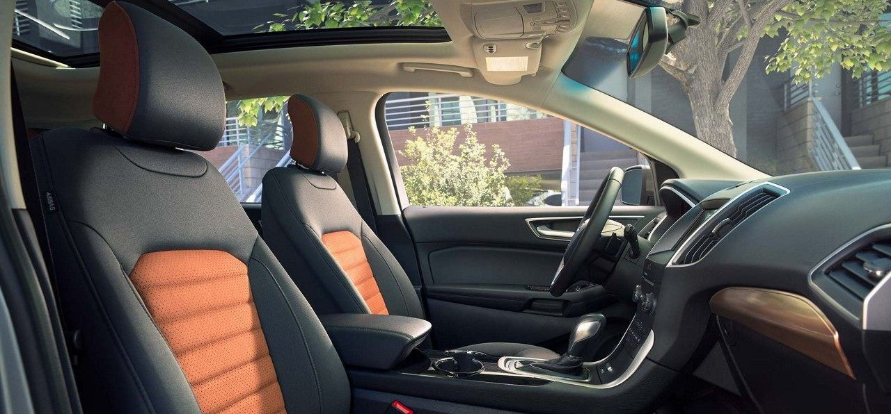 Engaging Cabin of the 2018 Ford Edge