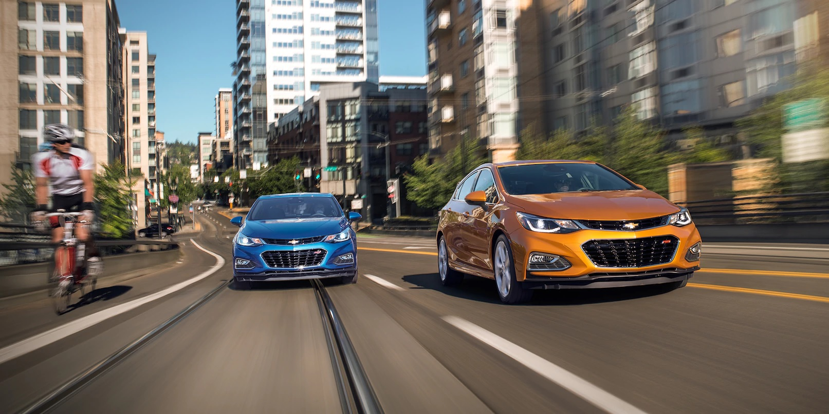 2018 Chevrolet Cruze Leasing in Chicago, IL