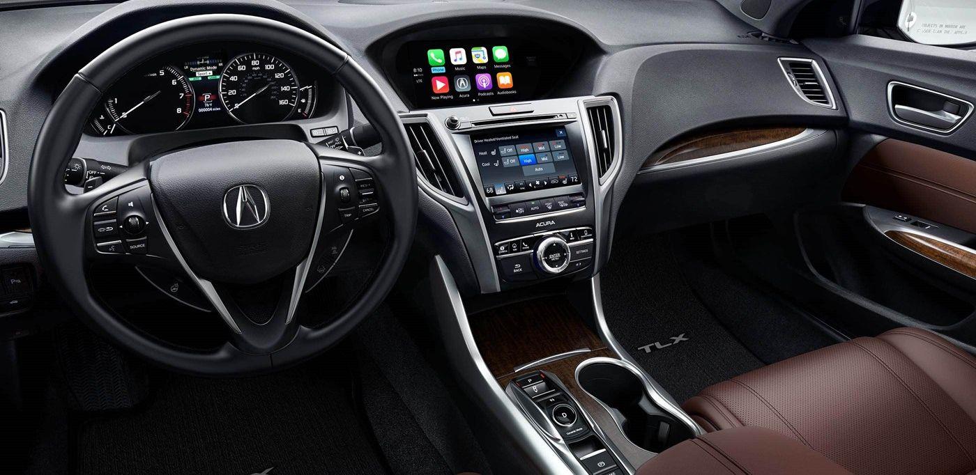 Acura TLX Vs Lexus ES Near Franklin WI Acura Of - Acura tl floor mats 2018