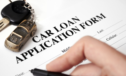 Complete a Car Loan Application Today!