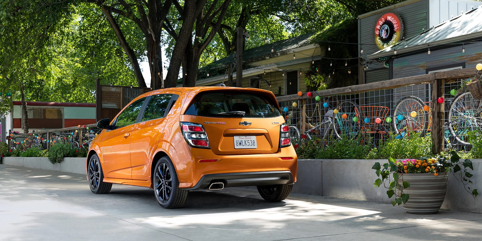 2018 Chevrolet Sonic for Sale in Chicago, IL
