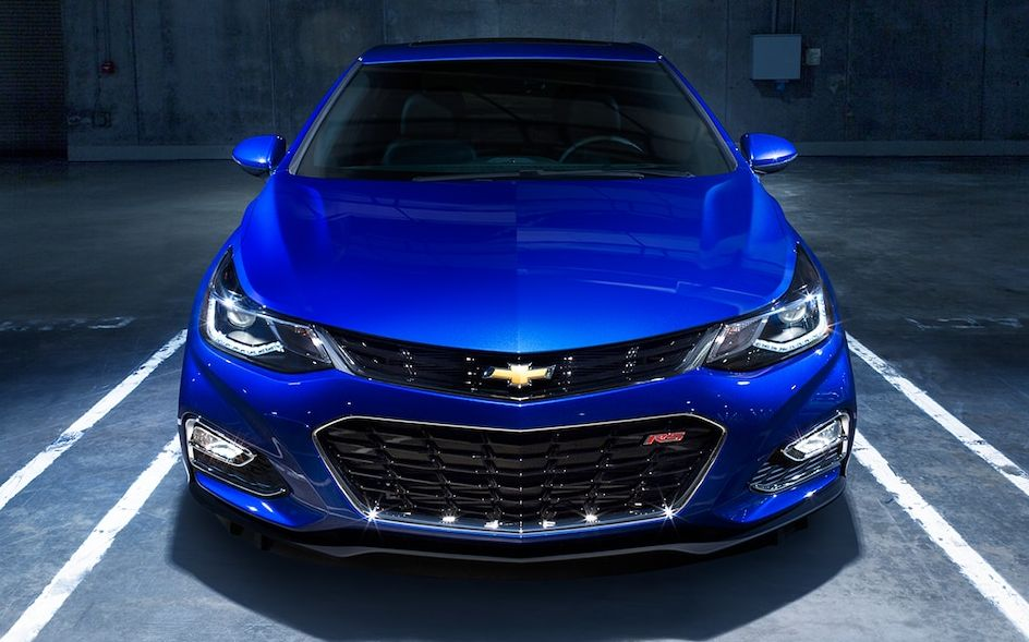 2018 Chevrolet Cruze for Sale near Austintown, OH