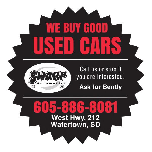 We Buy Good Used Cars