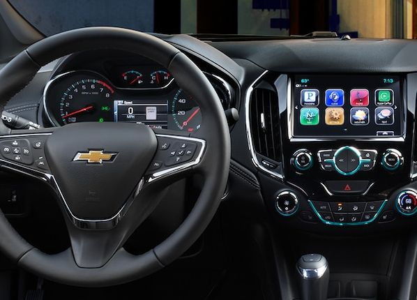 2018 Chevrolet Cruze for Sale near Columbiana, OH - Sweeney
