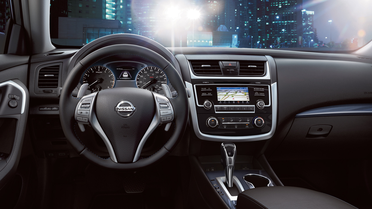 Technology Features of the 2018 Nissan Altima