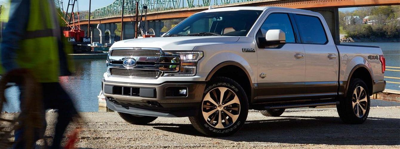 2018 Ford F 150 Diesel In Pittsville