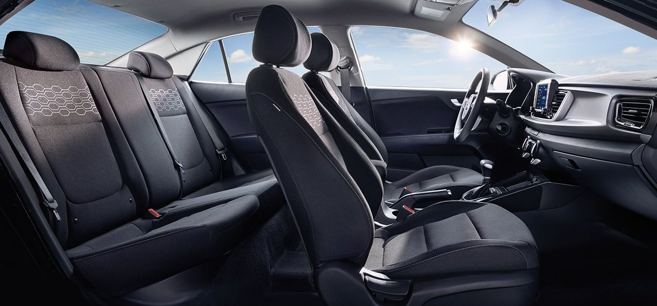 Exciting Interior of the 2018 Kia Rio