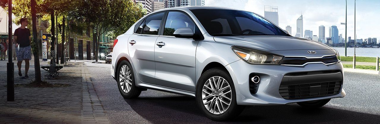 2018 Kia Rio Financing in Oklahoma City, OK