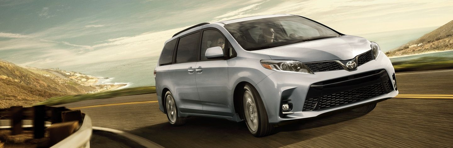 2018 Toyota Sienna for Sale near Overland Park, KS