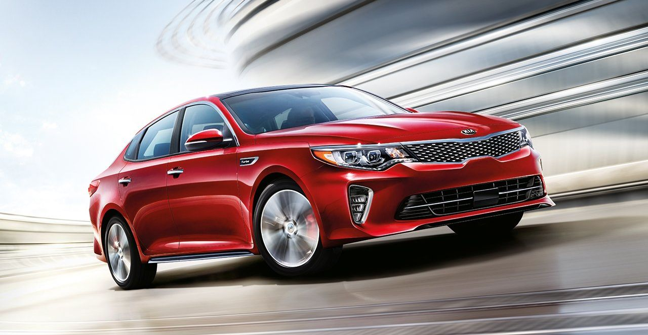 2018 Kia Optima Leasing near Baytown, TX