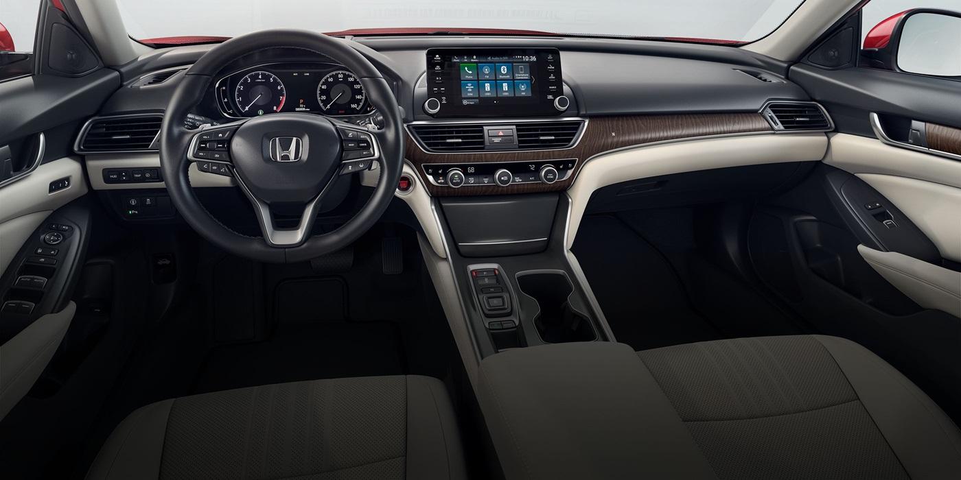 Honda Accord: Selector Knob
