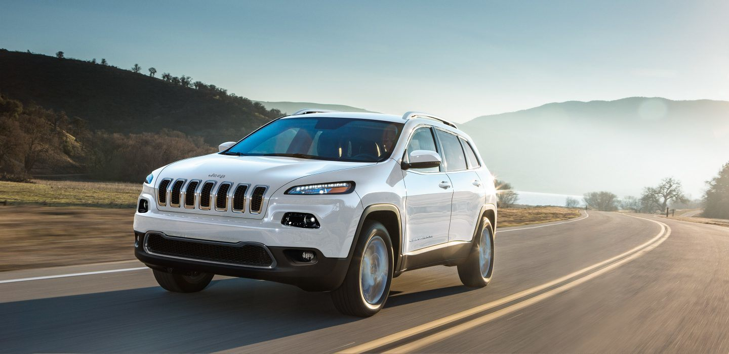 2018 Jeep Cherokee Leasing in Midwest City, OK