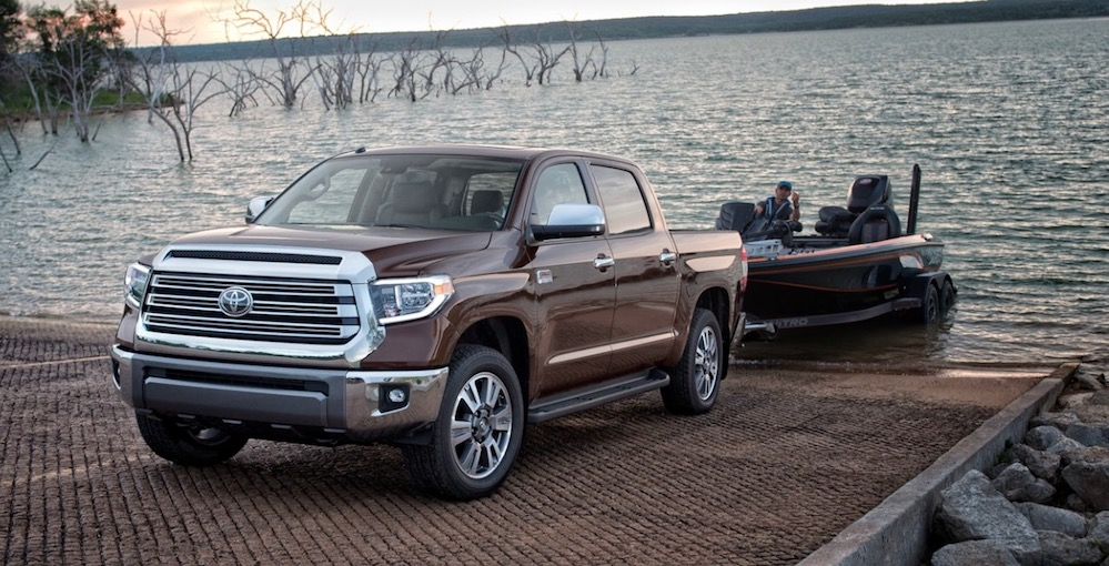 2018 Toyota Tundra available near Randolph